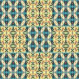 Seamless pattern. Mosaic Royalty Free Stock Image