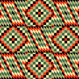 Seamless pattern. Mosaic Royalty Free Stock Images