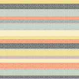 Seamless pattern - multicolored stripes Royalty Free Stock Photos