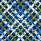 Seamless  Pattern in Nautical Style With Belts. Stock Photo