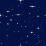 Night sky and stars Royalty Free Stock Photo