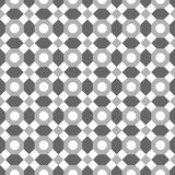 Seamless pattern of the octagon vector Stock Photo