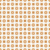 Seamless pattern of the octagon vector Royalty Free Stock Photos