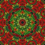 Seamless pattern, oil painting Stock Photo