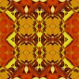 Seamless pattern, oil painting Royalty Free Stock Photos