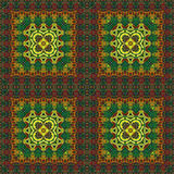 Seamless Pattern Oil Painting Royalty Free Stock Photography