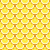 Seamless pattern with orange. Abstract background. Vector illustration. Pattern for the wrapping, home decor, website, brochures and presentations in a modern Royalty Free Stock Images