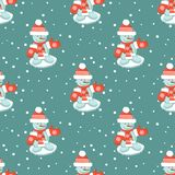 Seamless pattern ore background  Merry Christmas and Happy New Yea 40