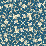 Seamless pattern oriental Royalty Free Stock Photo