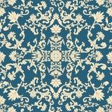 Seamless pattern oriental Stock Photos