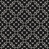 Seamless pattern in oriental style, arabesque background Royalty Free Stock Images
