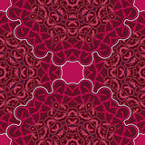 Seamless pattern in oriental style. Stock Images