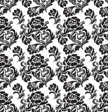 Seamless pattern, ornament floral, background Stock Photo