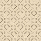 Seamless pattern ornament. Geometric background vector texture. Royalty Free Stock Images