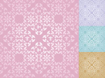Seamless pattern - ornamental background Royalty Free Stock Photos