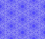 Seamless vector pattern. Ornamental intricate design. Stock Photography
