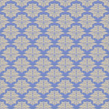 Seamless pattern, ornamental vector background Royalty Free Stock Photography