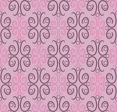 Seamless pattern, ornamental wallpaper, vector Royalty Free Stock Photo