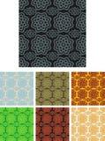 Seamless pattern pack Stock Photos