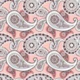 Seamless pattern. Paisley Stock Image