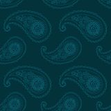 Seamless pattern. Paisley Royalty Free Stock Images