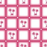 Seamless Pattern, Palms Stock Photos
