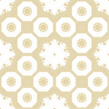 Seamless pattern in pastel colors Stock Photos