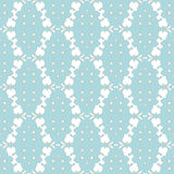 Seamless pattern in pastel colors Royalty Free Stock Images