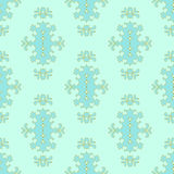 Seamless pattern in pastel colors Stock Images