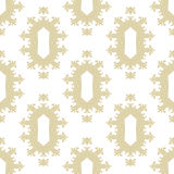 Seamless pattern in pastel colors Royalty Free Stock Image