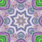 Seamless pattern, pastel paintings Stock Photo