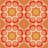 Seamless pattern, pastel paintings Stock Image