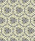 Seamless pattern perforation Royalty Free Stock Photo
