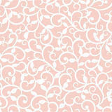 Seamless  pattern. Pink abstract seamless  floral pattern Stock Image