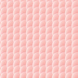 Seamless pattern of pink circles. Royalty Free Stock Photography