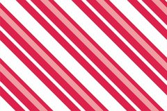 Seamless pattern. Pink-red Stripes on white background. Striped diagonal pattern For printing on fabric, paper, wrapping. Scrapbooking, websites, banners Stock Images