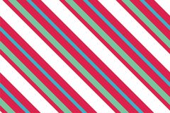Seamless pattern. Pink-red Stripes on white background. Striped diagonal pattern For printing on fabric, paper, wrapping. Scrapbooking, websites, banners Stock Photo