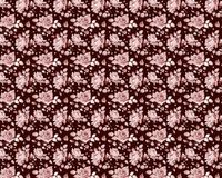 Seamless pattern. Seamless pattern with pink roses Royalty Free Stock Photos