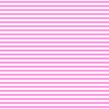 Seamless pattern with pink two tone colors. Horizontal stripe abstract background . Stock Images