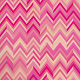 Seamless pattern pink zigzag hipster retro vintage Royalty Free Stock Photos