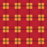 Seamless pattern - plaid 2 Royalty Free Stock Photo