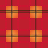 Seamless pattern - plaid 6 Royalty Free Stock Photos
