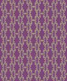 Seamless pattern from plant motif Stock Photo