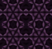 Seamless pattern purple black Royalty Free Stock Images