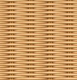 Seamless pattern realistic texture of woven rattan. The texture of the wooden basket. Vector illustration vector illustration