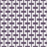 Seamless pattern. Rectangles on vertical lines with shadows. Repeating background, simple shapes royalty free illustration