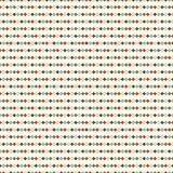 Seamless pattern with repeated squares. Horizontal lines background. Mosaic wallpaper. Minimalist geometric ornament. Seamless pattern with retro colors Royalty Free Stock Photo