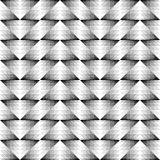 Seamless pattern. Repeating geometric texture Royalty Free Stock Photography