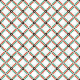 Seamless pattern,Repeating geometric texture Stock Images