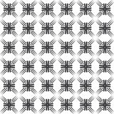 Seamless pattern, repeating pattern, vector background Stock Image